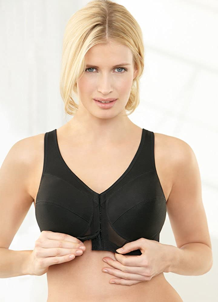 Glamorise Magic Lift Front Close Posture Support Bra, Sujetador para Mujer: Amazon.es: Ropa y accesorios