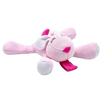 TianranRT Bebé tranquilizador conejo muñeca bebé chupete ...