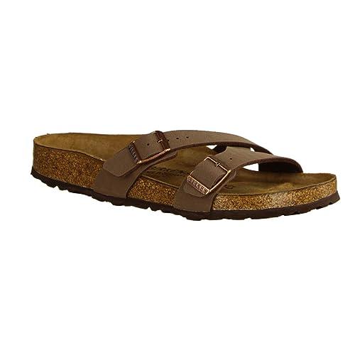 4110e1f334fe09 BIRKENSTOCK Yao Balance BF NU Mocca  Amazon.de  Schuhe   Handtaschen