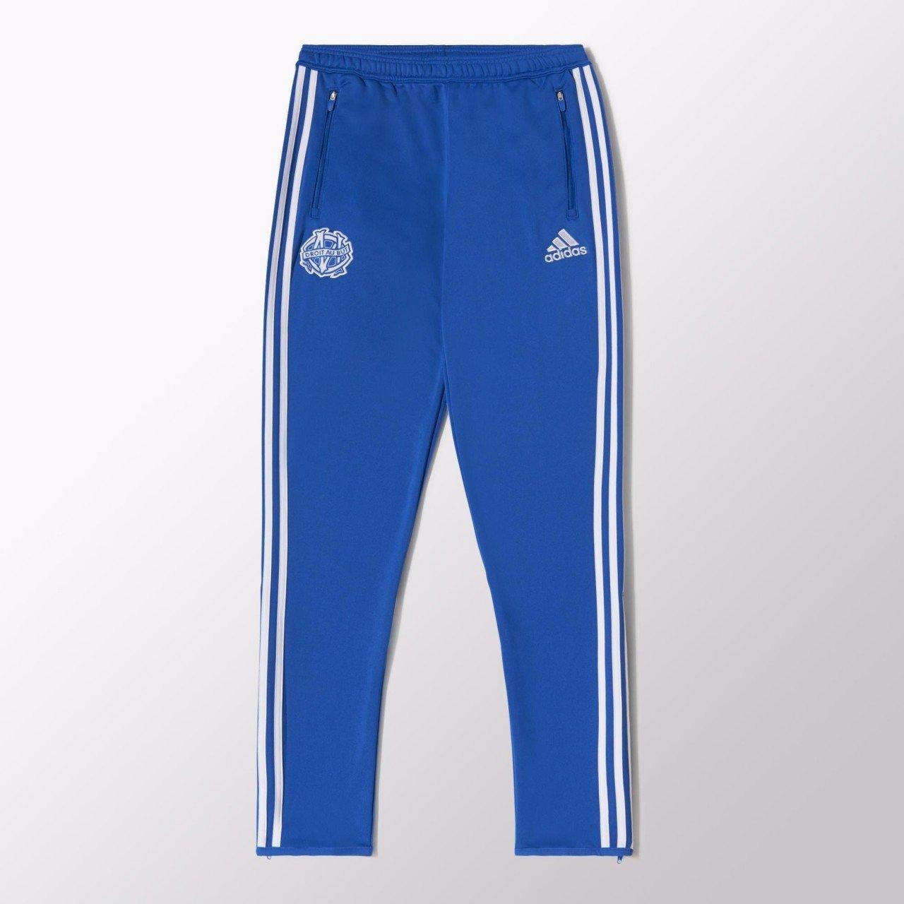 adidas - Pantalón largo de entrenamiento, diseño del Olympique de ...