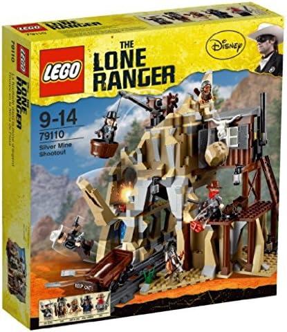 Lego Lone Ranger Figur Tonto Indianer 79111 79109 79107 79108