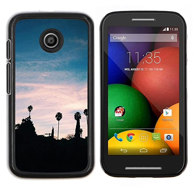 Smartphone Duro Carcasa PC para Motorola Moto E/funda TECELL ...