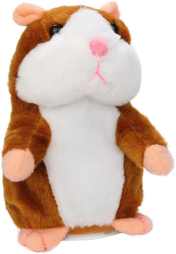 WWricotta Sprechender Hamster Plüsch-Spielzeug