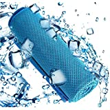 Cooling Towel Sports, Icy towels, Large Size 30cm x 90cm, for Sports, Workout, Fitness, Gym, Yoga, Pilates, Travel…