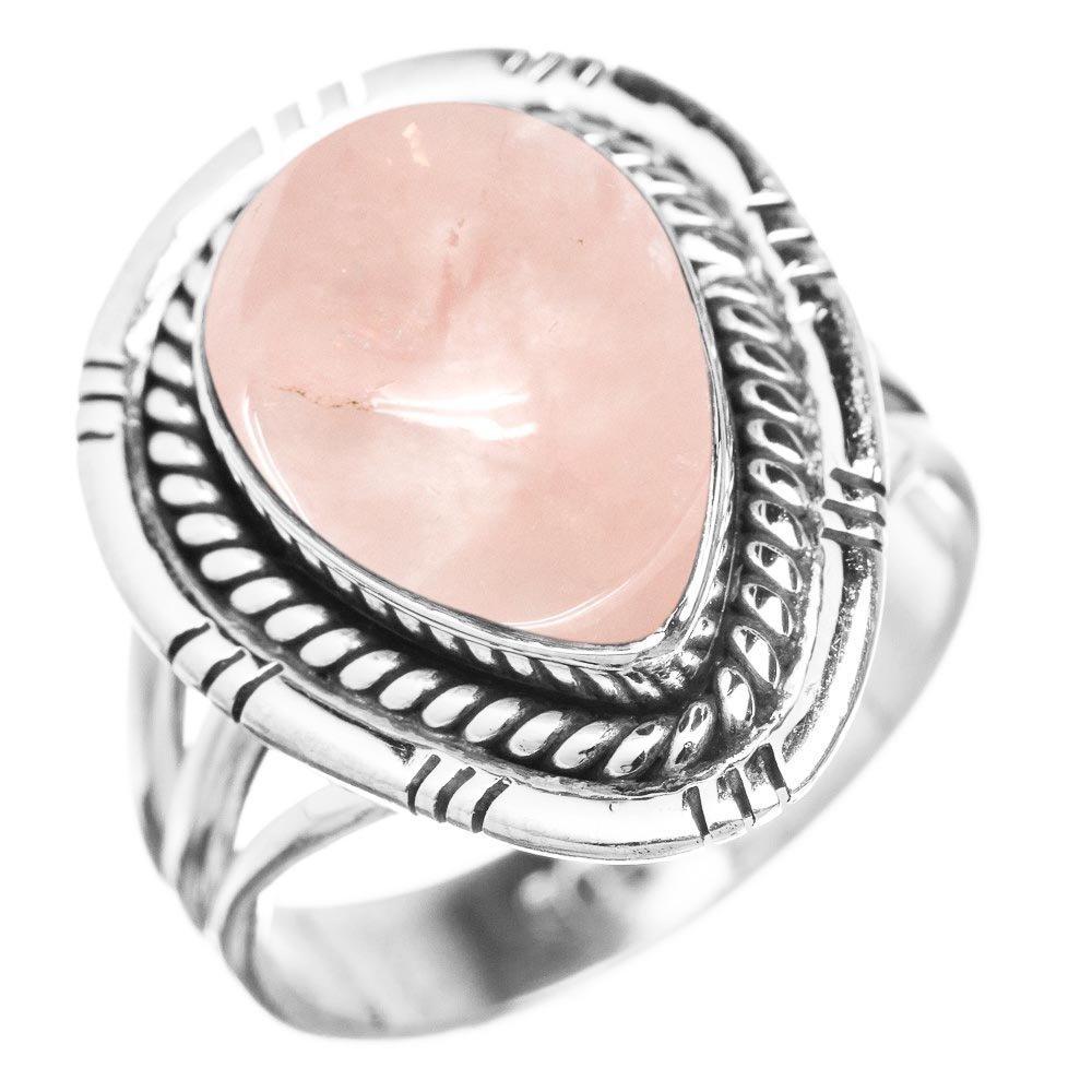 Amazon.com: 5.60ctw, Genuine Gemstone 10x14mm Pear & .925 Silver ...