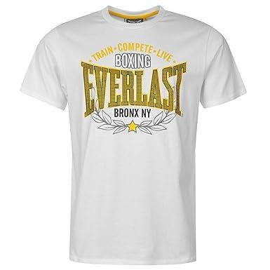 5069ea611cce5a Everlast Herren T-Shirts T-Shirt Gr. S