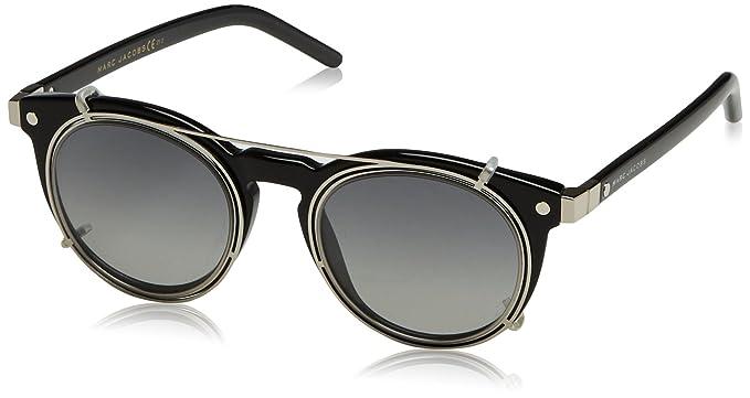 9f110206db855 Marc Jacobs Marc 18 S UR Z07 47 Montures de lunettes Noir (Nero ...