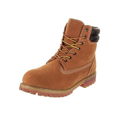 Levis Mens Fremont Wheat Water Resistant Boots Shoes Sz: 12   Chukka