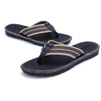 Asunflower Women Flip Flops, Summer EVA Thongs Sandals Beach Sandal Slippers  - Size 6
