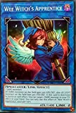 Yu-Gi-Oh! - Wee Witch's Apprentice - CYHO-EN049 - Super Rare - 1st Edition - Cybernetic Horizon