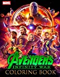 MARVEL Avengers Infinity War Coloring Book: Great Activity Book for Kids and Any Fan of MARVEL
