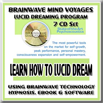 Brainwave Mind Voyages - Learn How to Lucid Dream Kit: Advanced