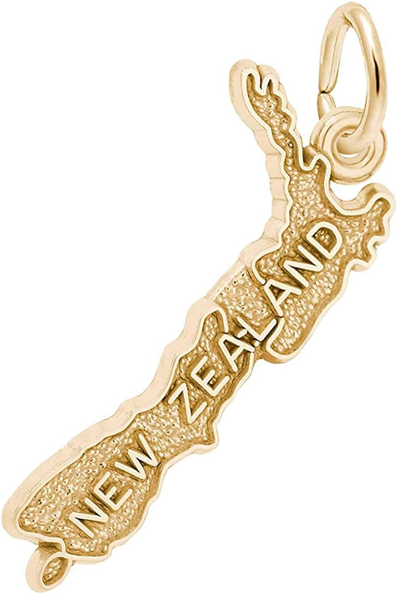 Rembrandt Charms Carriage Charm 10K Yellow Gold