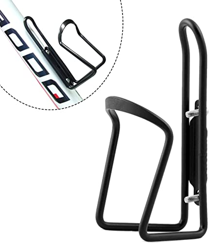 FiveBox Lightweight Aluminum Alloy Bicycle Water Bottle Cage