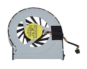 Top Elecs CPU del ordenador portátil ventilador de refrigeración para HP Pavilion DV6-3000-3000-DV6T dv6 3163cl dv6-dv7-4100 dv7-4000 CTO KSB0505HA-9J99: ...