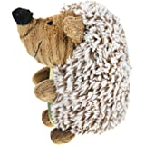 Durable Pet Dog Puppy Plush Sound Chew Squeaker Squeaky Toy Cute Animal Shape Stuffed Chew Dental Floss Rope Molar Teeth Clean Dog Training Chewing Toys Pet Plaything For Medium Small Dogs Puppies