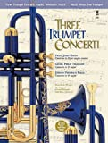 img - for Three Trumpet Concerti: Music Minus One Trumpet book / textbook / text book