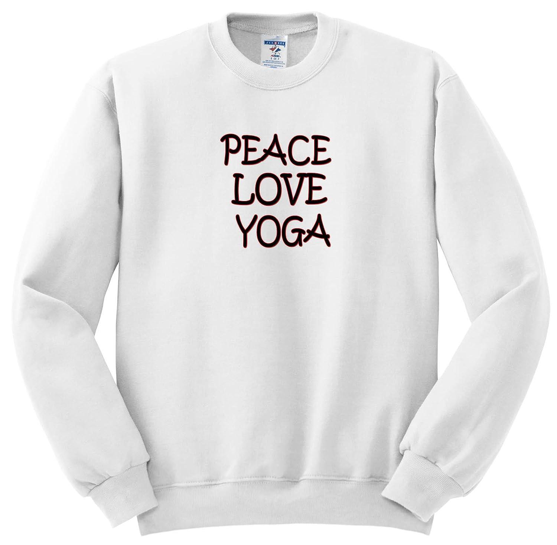 Amazon Rinapiro Fitness Quotes Peace Love Yoga Gym