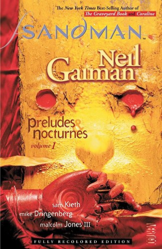 The Sandman Vol. 1: Preludes & Nocturnes (New (Ninja 1st Edition)