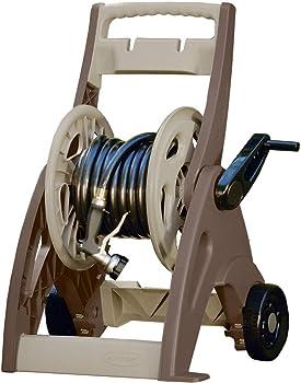 Suncast JSF175 Hose Reel Cart with 2 Wheels