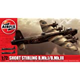 Airfix A07002 Short Stirling BI/III 1:72 Scale Series 7 Plastic Model Kit
