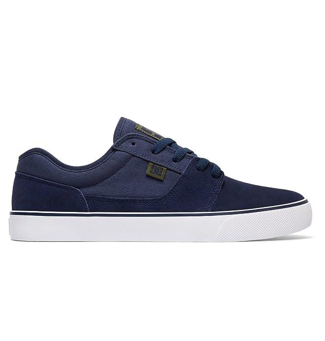 DC Shoes Tonik Sneakers Skateboardschuhe Herren Damen Unisex Erwachsene Navy Blau