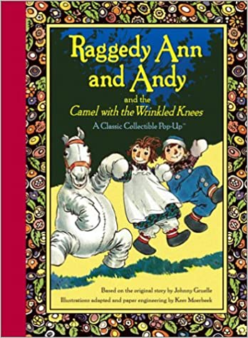 Amazon Raggedy Ann And Andy And The Camel With The Wrinkled