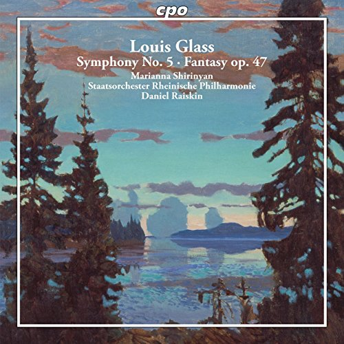 Louis Glass: Complete Symphonies, Vol. - Glasses With Louis