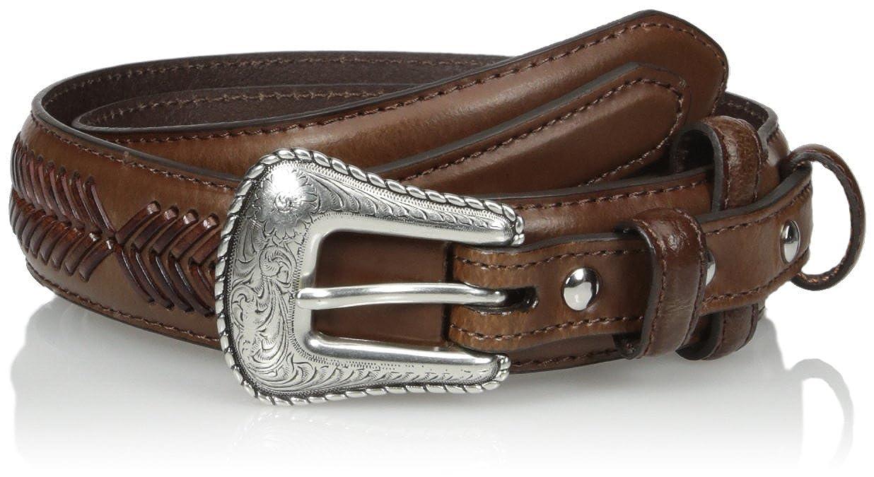 Nocona Belt Co Mens Top Hand Brown Ranger 56