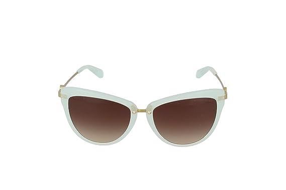 7c7e9ba0f625d Amazon.com  Michael Kors Women s Abela II Black White Sunglasses  Michael  Kors  Clothing