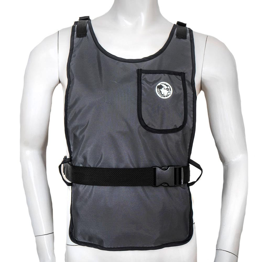 Gray AllTuff Super Cool Vest (58°F)