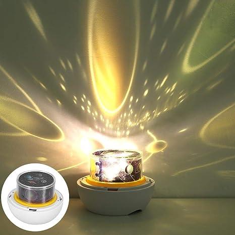 Riuty Luz de la Noche de la constelación del USB, Decoraciones del ...