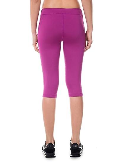 SYROKAN - Pantalón Pirata de Fitness Running Yoga para Mujer