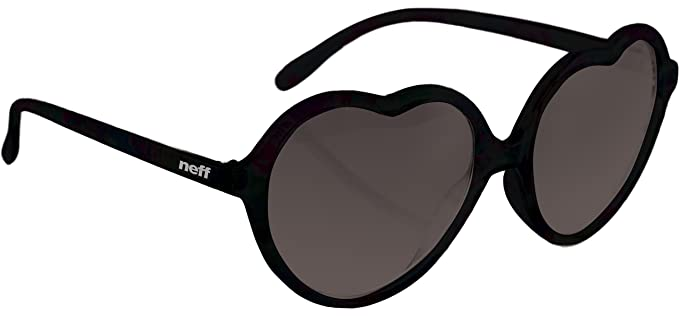 Neff Luv Sunglasses Black 3ZMHx