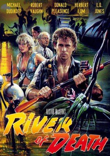 River Of Death 1989 Edizione: Stati Uniti Italia DVD: Amazon ...