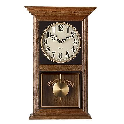 Amazon com: Dearborn Regulator Wall Clock Kit: Home & Kitchen