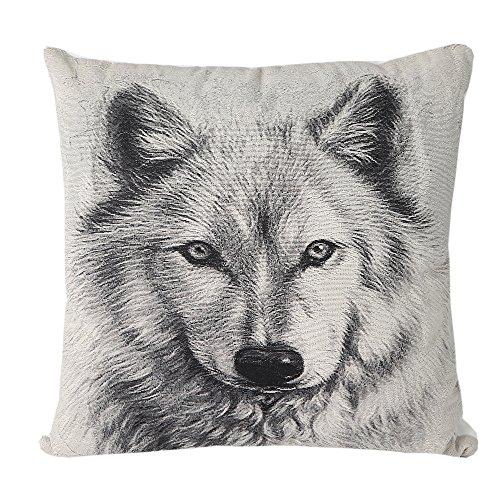 Mika Home Jacquard Cushion Pillowcases