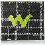 Wildcraft Green Men's Wallet (Metis Wallet 2_Green)