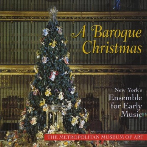 a baroque christmas by new yorks ensemble for early musicearly music new york on amazon music amazoncom - Amazon Christmas Music