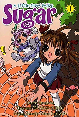 Little Snow Fairy Sugar, A #1 VF/NM ; ADV Manga comic book