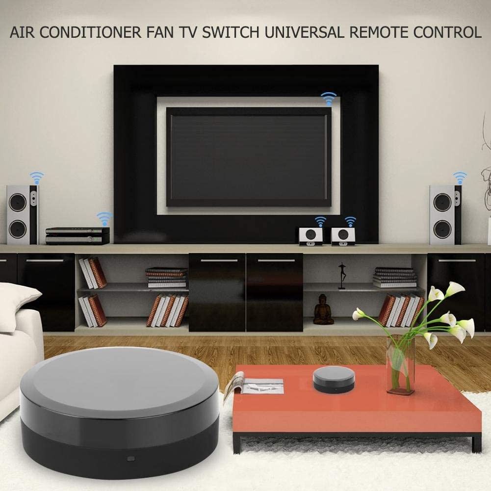 Crazystore Tuya WIFI IR Infrared Remote Control Switch for Air-condition Fan TV