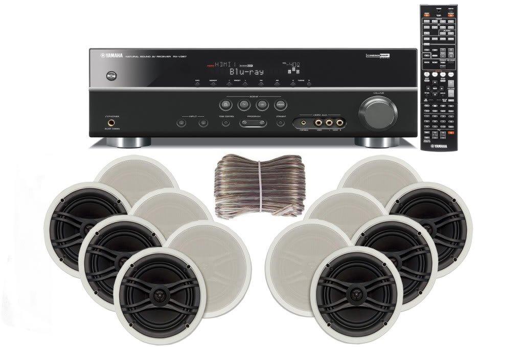 Best Surround Sound Receiver: Amazon.com