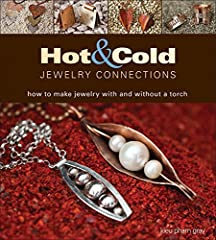 Hot and Cold Jewelry Connections is the perfect tool for encouraging jewelry makers to branch out and develop new skills. Kieu Pham Gray's unique approach to metalwork begins with a design concept, then shows how to execute it using ei...