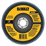 DEWALT DW8382 6-Inch X 7/8-Inch 80G Type 29 Hp Flap