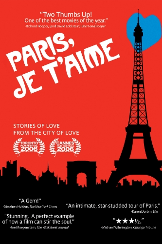 Paris, Je T'Aime (Paris, I Love You)