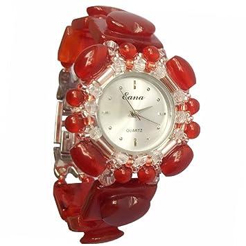 SNHWARE Reloj De Pulsera para Mujer Nuevo Reloj De Cuarzo Reloj De ...