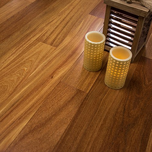 Brazilian Teak Prefinished Engineered 5