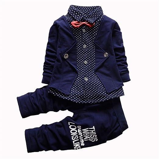 7f9a6dec5 Amazon.com  BibiCola Spring Autumn Children Clothing Baby Boys ...