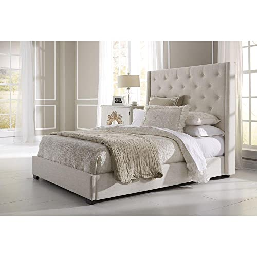 Pulaski Contemporary Shelter Bed, King