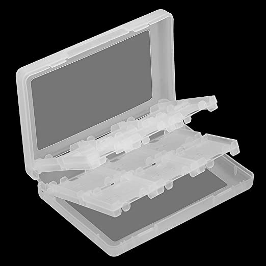 ASIV 28 en 1 Video SD Memoria Tarjeta de Juego Estuche Protector para Nintendo NDS/NDSi / NDSi LL / 2DS / 3DS / 3DS XL/nueva 3DS / LL 3DS / 3DS XL ...